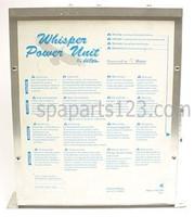 ELE09000357 Cal Spa Equipment Control Box COMPLETE, SYS2105 TUV