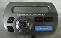 Catalina Spas Kenwood 400 Stereo Topside Control