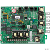 51823-01 Caldera Spas Circuit Board Models 9800CP, Deluxe Millenium, W/ Phone Plug