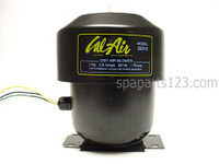 BLO05000010 Cal Spa Air Blower Complete w/ Wire 1.5HP 110 UL Regular Air, DISCONTINUED REPLACE WITH NEW STYLE BLOWER