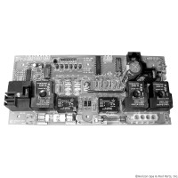 BL-46 Brett Aqualine Relay Board 34-5025A Circuit Board Discontinued