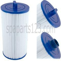"6"" x 12-3/8"" Freedom Spas Filter PTL45W, 6CH-45"