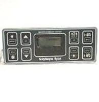 6600-150 SUNDANCE® SPAS TOPSIDE CONTROLS - SD6600-150 - 800 MAXXUS 40' INGROUND