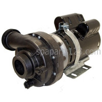 6500-341 Sundance® Spas Pump replacement for Aqua-Flo XP, Theramax, 2 Hp, 2.5 Hp, 1 speed, 240 Volt ( 1997-1998 ) Sundance replacement: 6500-126, 6500-131, 6500-133