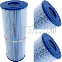 "5"" x 13-5/16"" Spa Filter Bullfrog Spas, AntiMicrobial, PRB50-IN-M, C-4950, FC-2390"