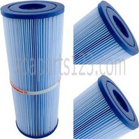"5"" x 13-5/16"" Great Northern Engineering Spa Filter Antimicrobial PRB25-IN-M, C-4326, FC-2375, 3301-2242"