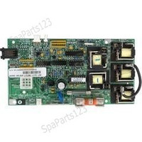 54152 Balboa Circuit Board, Lite Leader Replacement W/120v Hot plug,