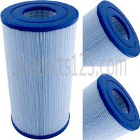 "4-15/16"" x 9-1/4"" Sun Ray Spas Filter AntiMicrobial, PRB35-IN-M, C-4335, FC-2385"