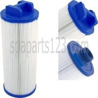 "4-5/8"" x 11-7/8"" Blue Pacific Spa FIlter PTL25-H, 4CH-30, FC-0141"