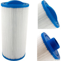 "4-5/8"" x 9-3/4"" Spa Filter Blue Ridge Spas, PGS25, 4CH-24, FC-0131"
