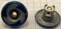 """2.75"""" Cal Spa Jet Insert, PLU21703628-BLU, Neck Jet w/ Blue SS"""