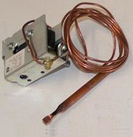 "275-2720-00 Spa Thermostat, 60"" x 1/4"" x 3.5"", Max Temp. 107 Deg."