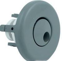 "2 5/8"" Face Adjustable Mini Jet Rotating Face Insert 1998-1999 Gray, 01510-132G"