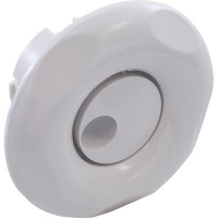 "2 1/2"" CMP Spa Jet Insert, Roto, Smooth, White"