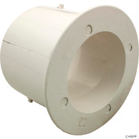 (1) Waterway Round Wier, Top Mount Skimfilter, 519-2080