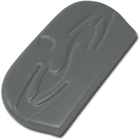 06122-26 Dimension One Spas Filter Cover (Gray) with Embossed Logos