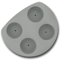 "01510-102 Dimension One Spas 8"" Urethane Filter Cover"