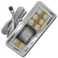 01560-116, D1 Spas Topside, Platinum Upper Control