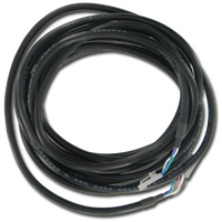 01530-0065, D1 Spas Replacement Liquid FX Cable (5 pin, 10')