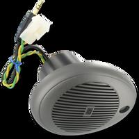 01564-0072 D1 Spas Poly-Planar Shell Speaker (Gray Grill) (1)