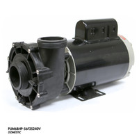 "Cal Spa Pump, 6.0HP 240V 2Spd 56fr 2"" In/Out"