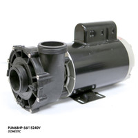 "Cal Spa Pump, 6.0HP 240V 1Spd 56fr 2"" In/Out"