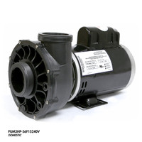 "Cal Spa Pump, 3.0HP 240V 1Spd 56fr 2.5"" In/Out"