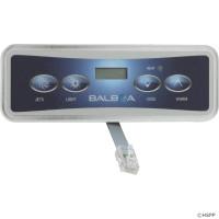54665 Balboa Topside, 4 Button, VL40l, P1, Lt, LCD
