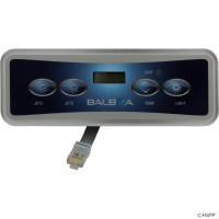 54251 Balboa Topside, Lite Duplex Digital, VL401, 8 Conductor