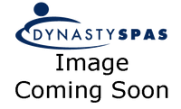 10075 Dynasty Spas Topside Overlay, 2000 Pack, W Air, Trevi Logo