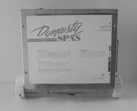 11042 Dynasty Spas Control Box, W Heater, DYN100, 51568