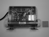 11612 Dynasty Spas Control Box, W Heater, 2 Pump, 54356-03