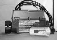 14319 Dynasty Spas Control Box, IN.ClEAR, Gecko, W Heater, W Topside