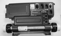 12666 Dynasty Spas Control Box. IN.XE, UL, 3OP, North American, Gecko