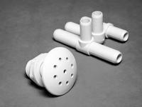 "Dynasty Spa Air Injector, Top-Flo, Multi Body, 3/8"" Barb, Black, 10785"