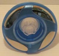 "3"" Dynasty Spa Jet, Mini Storm, Threaded, Directional, Glo, Blue/Mtl, 4 Swirl, 14704"