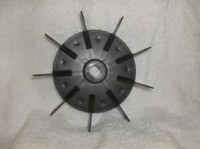 Coast Spas Pump Fan Replacement, A.O. Smith, 319-0035-X
