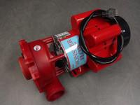 "7HP Coast Spas Pump, Monster Flow, Mini Executive, 230V, 2 Speed, 5"" JJ Cord, 3722720-5397-X"