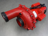 7.1HP Coast Spas Pump, Extreme, 230V, 2 Speed, JJ Plug, 5Ft, 3E22720-4M63x