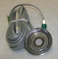 52384 Coast Spas Topside, Aux, Filter Cycle Button, Flush Mountx