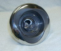 "5"" Coast Spas Jet, Power Storm, Threaded, Luxury Trillium, LED, Twin Roto, Stainless W/ Dk Gray, CC2297568L-GMBSx"