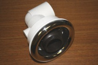 """5"""" Coast Spas Jet, Old Faithfull, Directional, Stainless W/ Dk Gray, 210-7279-GMBSx"""
