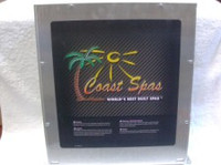 Coast Spas Control Box, Balboa, 3 Pump, 15AMP, 55982x