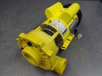 5HP Coast Spas Pump, Executive, Amp Cord, Yellow, 3722020-6385x