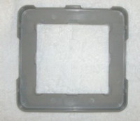 Coast Spas Filter  Trim Plate, Old Style, Square, 519-4097x