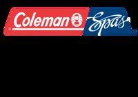 103014 Coleman Spas Overlay, Remote, 2 Pumps, Internal Light, Air Massage, Model 632, Aero 2003-2006