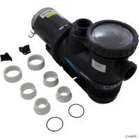 """Pump, Jacuzzi Magnum Force 3, 4.0hp,1-Spd,3 Phase,3"""",Full,EE (1)"""