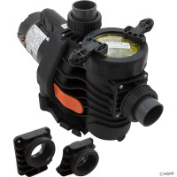 "Pump, Speck EasyFit,Dyna-Pro/Glas,3.5hp,2-Spd,1.5"",Kit (1)"