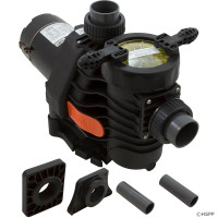"Pump, Speck EasyFit,SprPump/Flo,1.0hp,115v/230v,1-Spd,2"",Kit (1)"