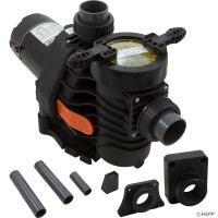 "Pump, Speck EasyFit,Ultra-Flow,0.75hp,115v/230v,1-Spd,2"",Kit (1)"